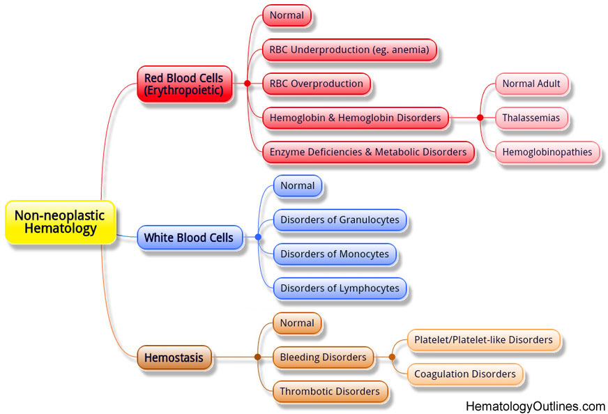 disorders of the blood Acidemia - a blood disorder characterized by an increased concentration of hydrogen ions in the blood (which falls below 7 on the ph scale) alkalemia - a blood disorder characterized by a lower concentration of hydrogen ions in the blood (which rises above 745 on the ph scale) erythroblastosis - a.